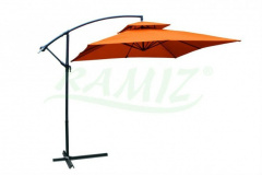 Garden Umbrella Square Orange