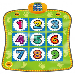 Arcade Game Mat Twister Digits