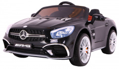 Mercedes AMG SL65 Painting Black