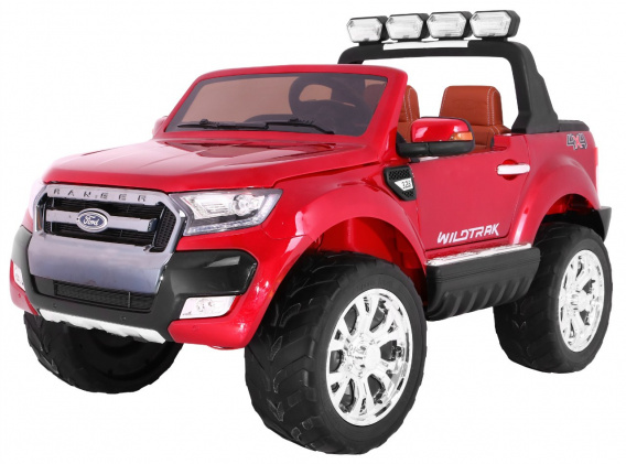 NEW Ford Ranger 4x4 FaceLifting Painting Red