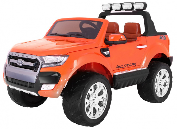 NEW Ford Ranger 4x4 FaceLifting Painting Orange
