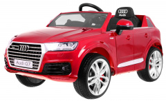 Audi Q7 2.4G New Painting Red