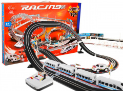 Electric Race Track 2 in 1