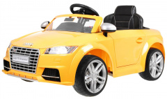 Audi TT RS 2.4G Painting Yellow