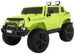 Mighty Jeep 4x4 Green
