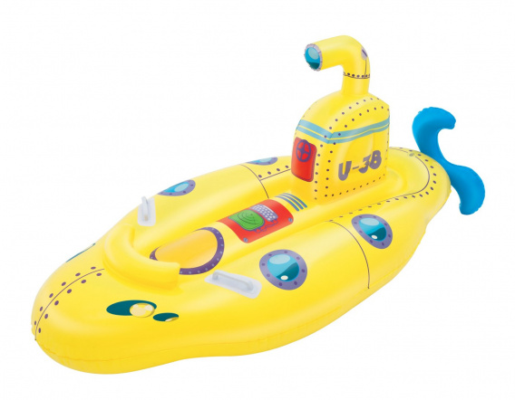 Dinghy inflatable Underwater 165/86 cm BESTWAY