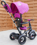 Tricycle Sportrike Discovery SELECT S380 purple