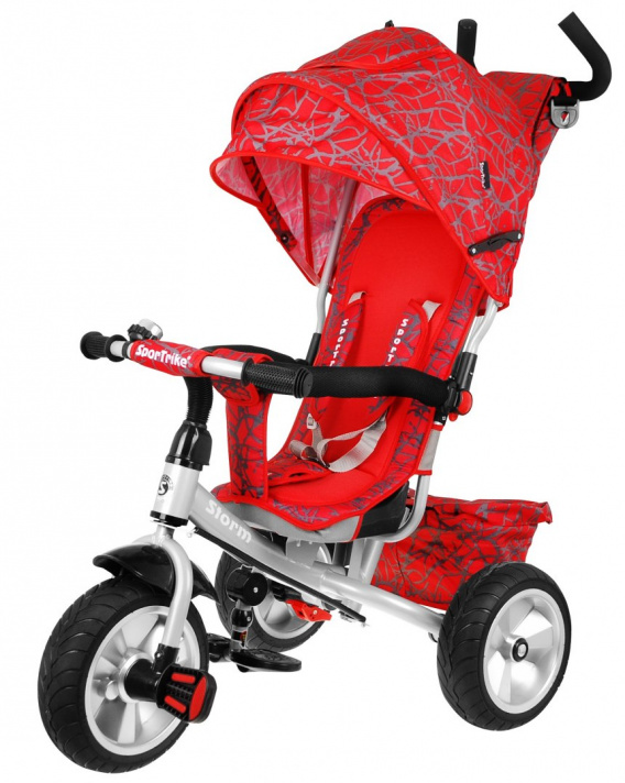 Tricycle Sportrike STORM red