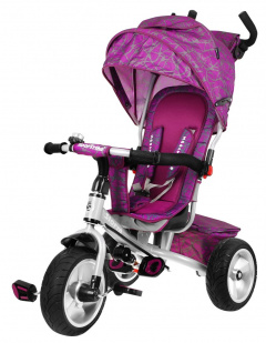 Tricycle Sportrike STORM purple