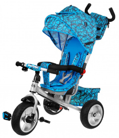 Tricycle Sportrike STORM blue