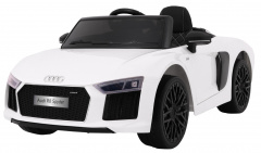 Vehicle AUDI R8 Spyder RS EVA 2.4 G White