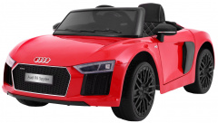 Vehicle AUDI R8 Spyder RS EVA 2.4 G Painting Red