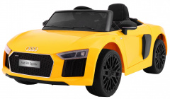Vehicle AUDI R8 Spyder RS EVA 2.4 G Yellow