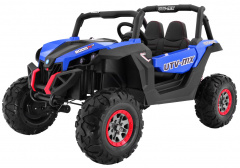 Ride on car Buggy SuperStar 4 x 4 Blue
