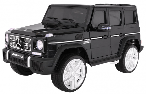 Mercedes G65 2.4G Painting Black