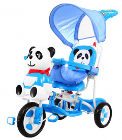 Tricycle PANDA blue