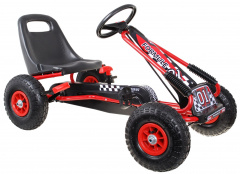 Gokart AIR red