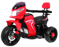 Motor Bike Pusher Red
