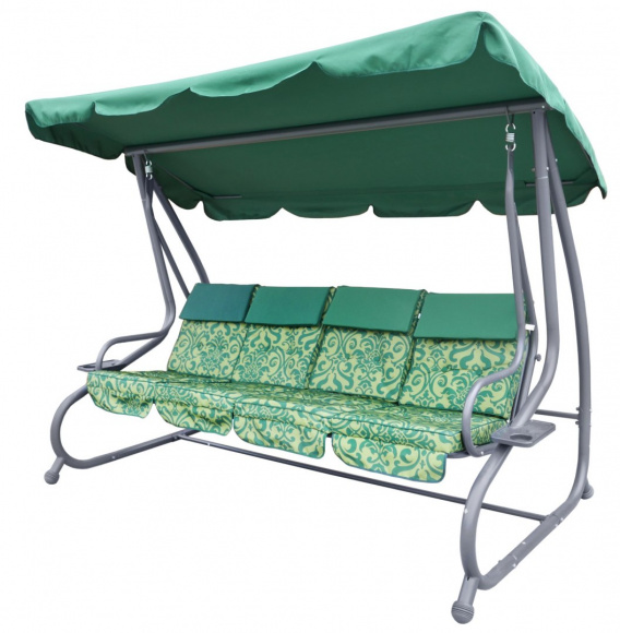 Swingchair green