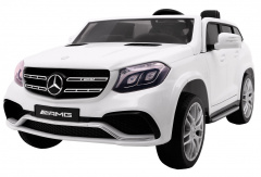 Mercedes Benz AMG 63 GLS 4WD Painting White