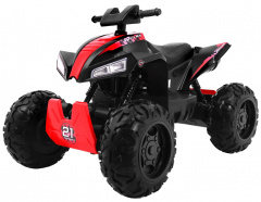 Quad Sport Run 4 x 4 Black