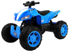 Quad Sport Run 4 x 4 Blue