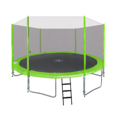 Trampoline 12FT 366cm green