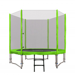 Trampoline 8FT 244cm Green