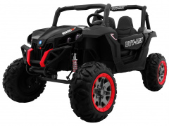Ride on car Buggy SuperStar 4 x 4 Black