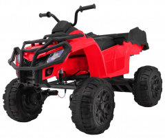 All-terrain Quad 4 x 4 Red
