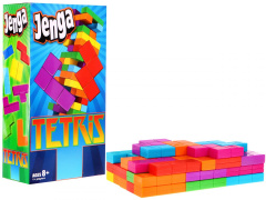 Tetris Game Jenga