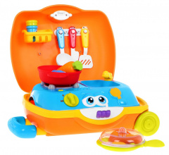 Suitcase Set Kitchen Little Chef