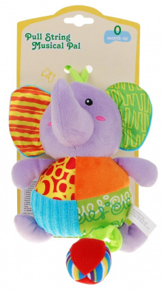 Plush Animal Elephant Elephant