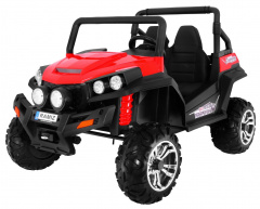 Ride on car Grand Buggy 4 x 4 Red