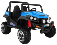 Ride on car Grand Buggy 4 x 4 Blue