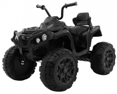 Vehicle Quad ATV 2.4 G Black