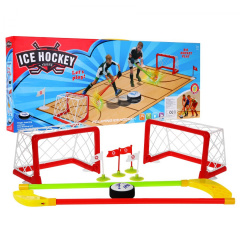 Floorball, Ice Hockey, The Flying Puck