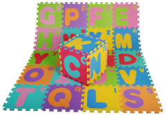 Foam Letters Puzzle EVA Large Lowercase