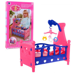 Bed for dolls