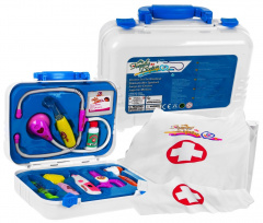 Medical Kit For A Young Doctor