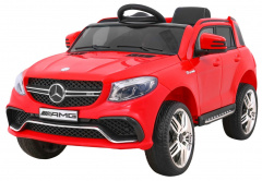 Mercedes AMG GLE 63 AMG Red
