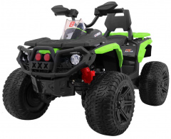 Quad Maverick Green