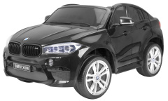 BMW X6M XXL Painting Black