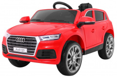 Vehicle Audi Q5-SUV LIFT Red