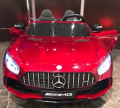 Mercedes-Benz GT R 4 x 4 Painted Red