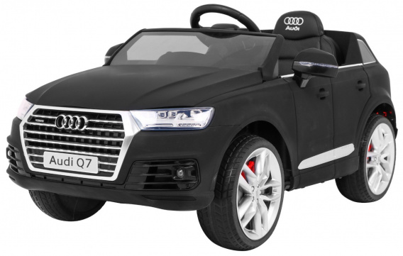 Audi Q7 2.4 G New Model Painted Black Matt