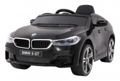 Vehicle BMW 6 GT Black