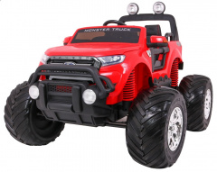 Vehicle Ford Ranger 4 x 4 MONSTER Red