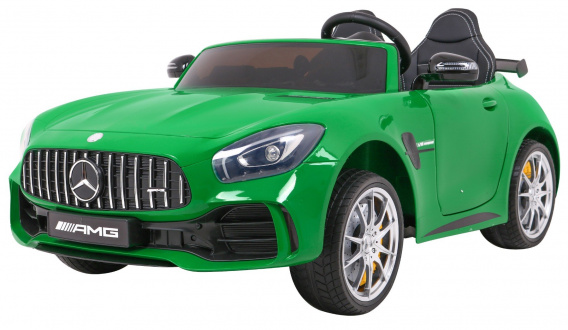 Mercedes-Benz GT R 4 x 4 Painted Green
