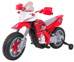 Bike Cross Red